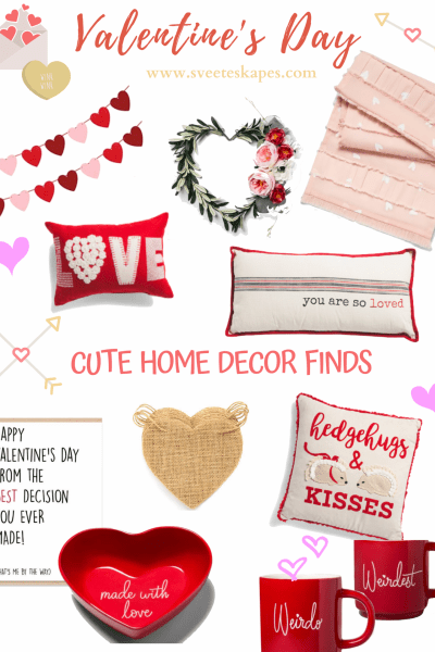 Valentine's Day Decoration, 9 Simple Tips & Ideas
