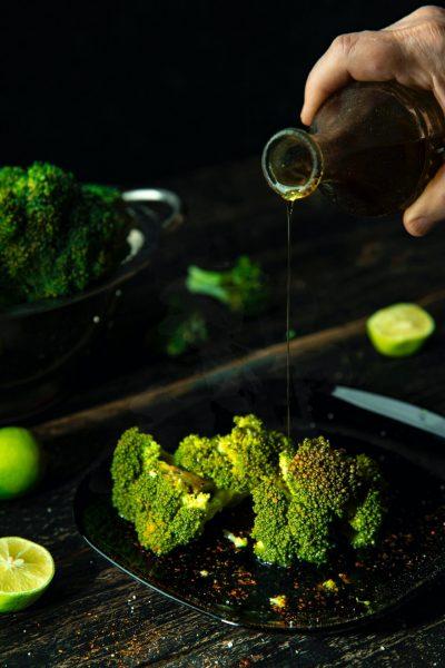 Broccoli Apple Parsnip Speed Slaw Recipe