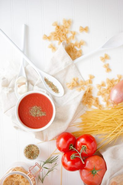 Tomato Bisque Recipe, Rich & Creamy Healthy Vegetarian Vegan Dinner Ideas