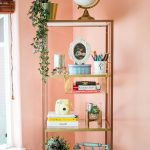 DIY Bookshelf & Decorating | Home Office Decor Ideas