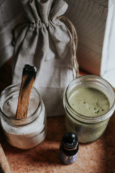 Creamy Matcha Latte With Coconut Milk Dairy-Free-5