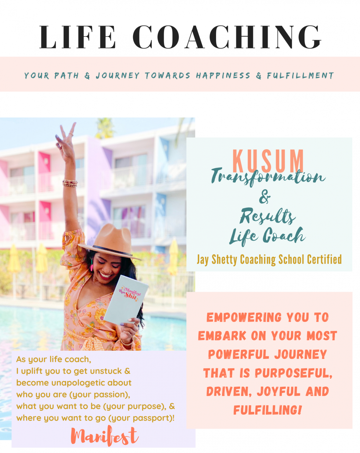Passion Purpose Passport Life Coaching & Lifestyle Blog Jay Shetty Coaching School Certified