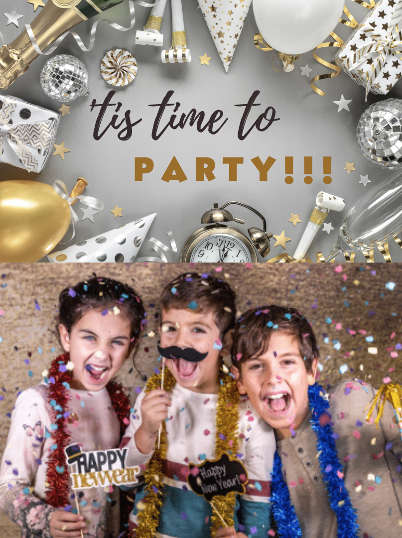 Fun-Activities-To-Ring-In-The-New-Year-Kids-Parents-NYE-Plans-photobooth-props