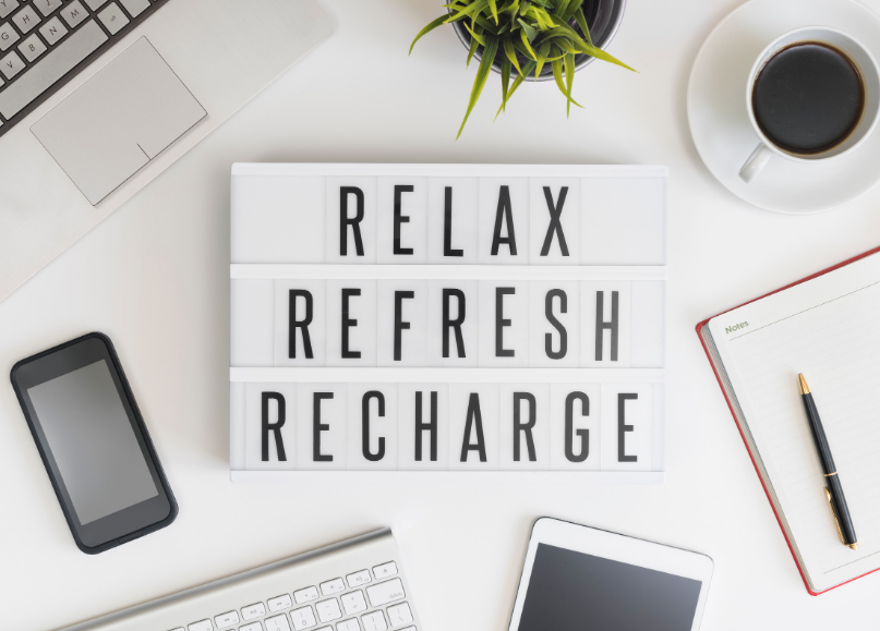 Post-Holiday-Detox- Tips-to-get-back- into-Real-Life- Routine-relax-refresh-recharge