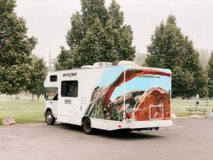 RV-Trip-Planning-everything-you-need-to-know-vacation-travel-plan-montana-cruise-america-RV-rentals-parking-camping